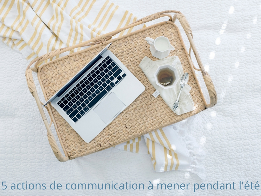 actions de communication été